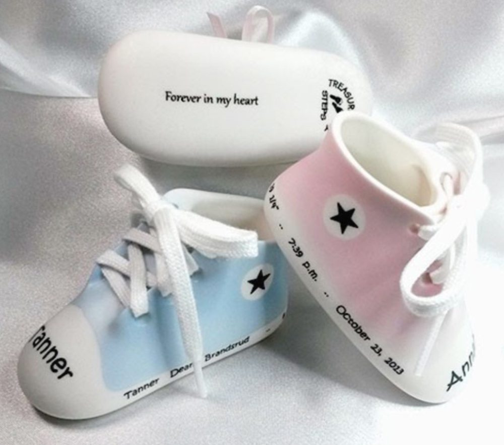 Name Date Baby Shoes Livonia